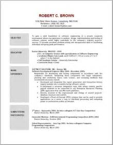 resume internship objectives marketing - Objectives For Marketing Resume