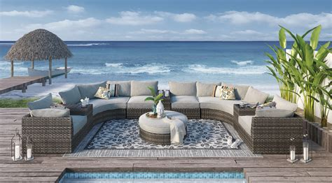 your guide to the best outdoor fabrics for patio furniture