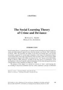 Criminology Essays by College Essays College Application Essays Criminology Theories Essay