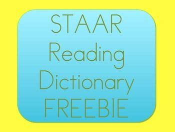 27 Best Images About Staar Reading On Pinterest Summary