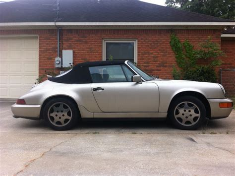 J S Porsche by 1990 Porsche 964 Shipped From Or To Al J S Transportation