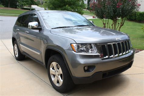 Jeep Gran Limited 2013 Jeep Grand Limited Diminished Value Car