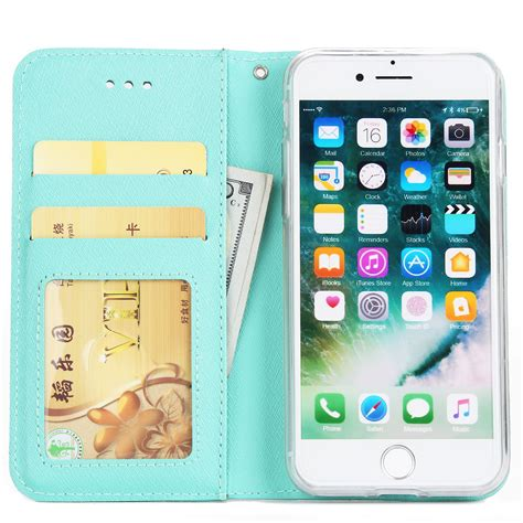 for iphone xs max xr 6 luxury magnetic detachable leather wallet flip cover ebay