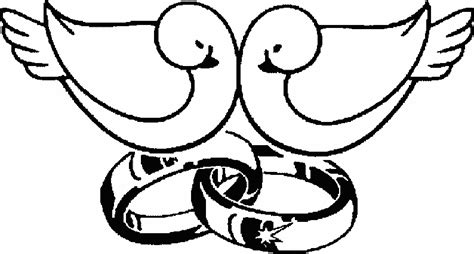 wedding ring drawings cliparts co