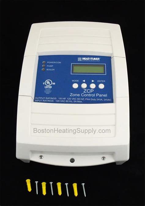 heat timer zcp 5 zone panel 926577 00