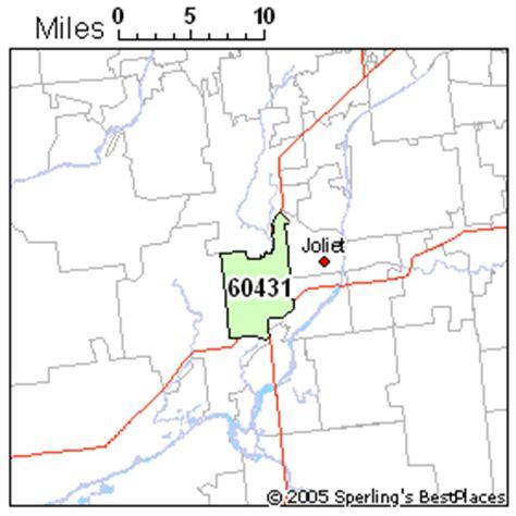 zip code map joliet il best place to live in joliet zip 60431 illinois