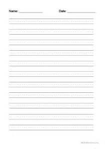 Dotted Line Template writing dotted line template worksheet free esl