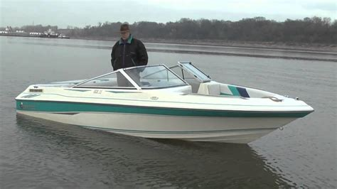 four winns vs regal boats 1993 ebbtide 182se w mercruiser 4 3 v6 youtube