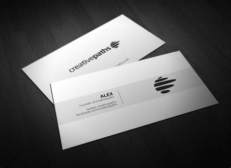3d business cards templates 45 best free business cards templates design webdesigncone