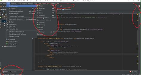 android studio missing layout android studio toolbar some parts missing stack overflow