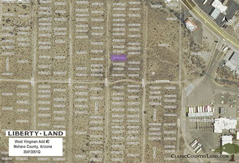 Mohave County Records Land For Sale In Mohave County Tract 42 43 Details Classic Country Land Llc