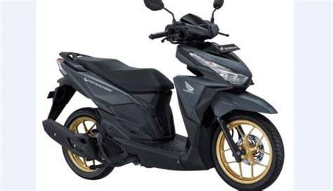 Motor Complit Model Baru penjualan honda vario all series di indonesia hir capai 10 juta unit pt solid gold