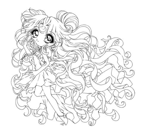 deviantart coloring pages luna by sureya on deviantart kleurplaten pinterest