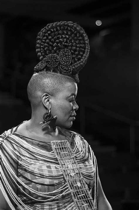 Portrait of Thandiswa Mazwai   2016 l Belede l Mpho