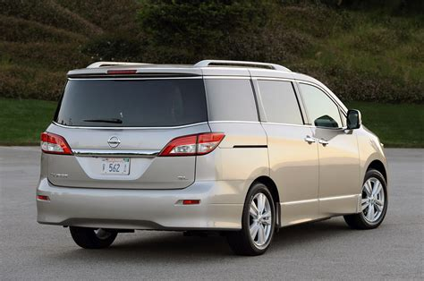 nissan quest rear 2011 nissan quest review photo gallery autoblog