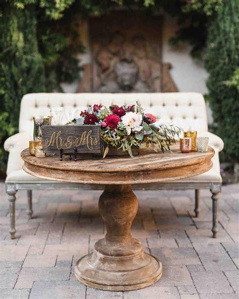 26 rustic wedding ideas that still feel elevated martha stewart weddings