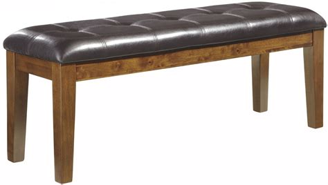 large bench ralene large upholstered dining room bench from ashley