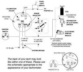 troubleshooting teleflex tachometer gauges