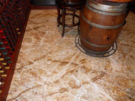 Accessories For Kitchens - wine cellar slab floor