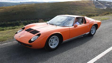 Lamborghini Careers The Lamborghini Miura From The Italian Is Up For Sale