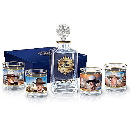 wayne american legend glass decanter set review