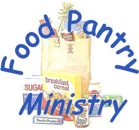 How Do I Start A Food Pantry For The Community by Crbc S Food Pantry Ministry