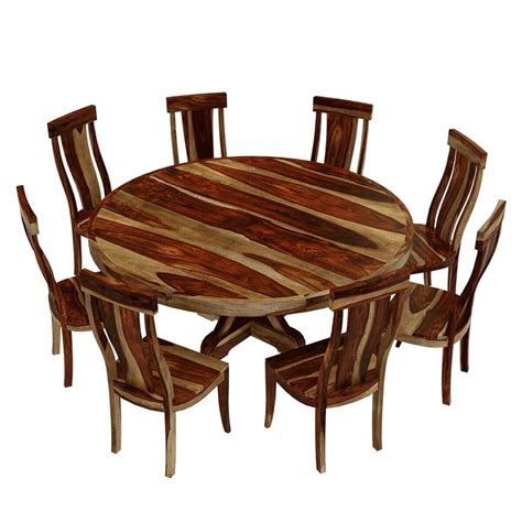 bedford handcrafted x pedestal dining table with 8