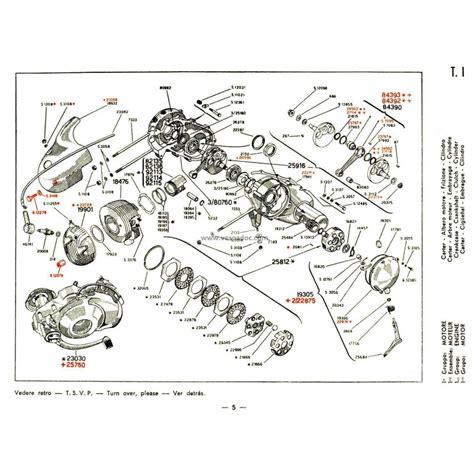 Spare Part Vespa Lx 125 catalogue of spare parts scooter vespa 125 vn1t vespa 125