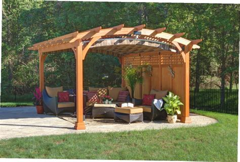 What Is The Difference Between A Pergola And A Gazebo What Is Pergola