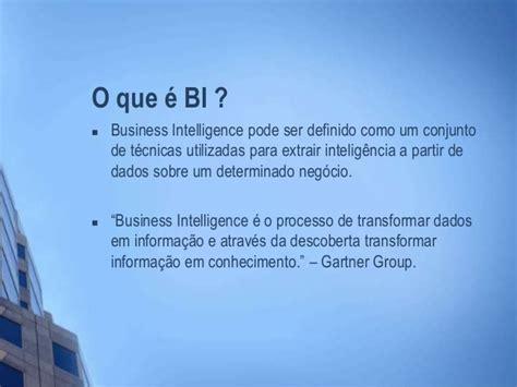 Mba Business Intelligence Fgv by Palestra Business Intelligence