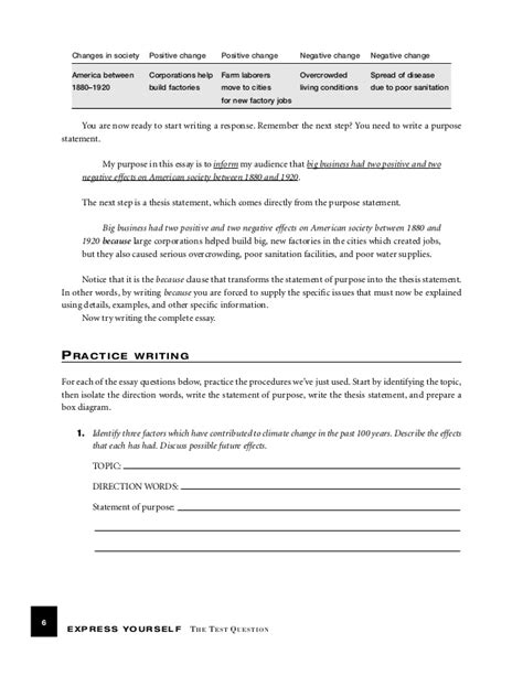 preliminary thesis statement exle what is another name for a preliminary thesis statement
