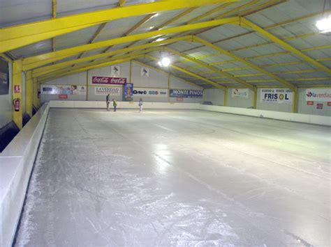la pista de hielo bargelona la pista de hielo en barcelona siente barcelona