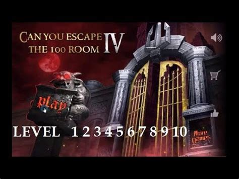 can you escape level 4 10 youtube can you escape the 100 room 4 level 1 2 3 4 5 6 7 8 9 10