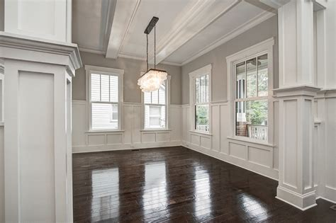 Craftsman Style Molding 12 Baseboard Styles Every Homeowner Should About