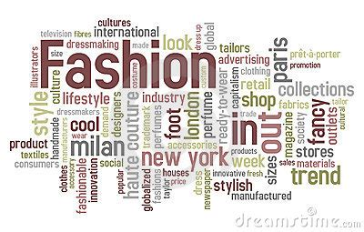 design fashion word fashion word cloud royalty free stock image image 17400566