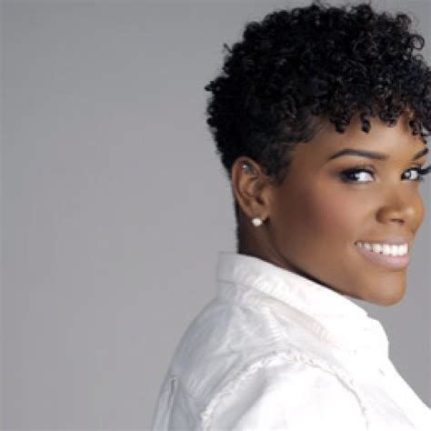tapered sides with curls tapered natural hair cut love your naps fly natural