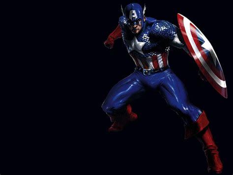 wallpaper bergerak captain america captain america logo wallpapers wallpaper cave