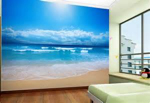 Online Get Cheap Beach Wall Mural Aliexpress Com