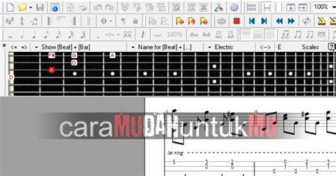 aplikasi tutorial belajar gitar aplikasi belajar gitar cara mudah untukmu