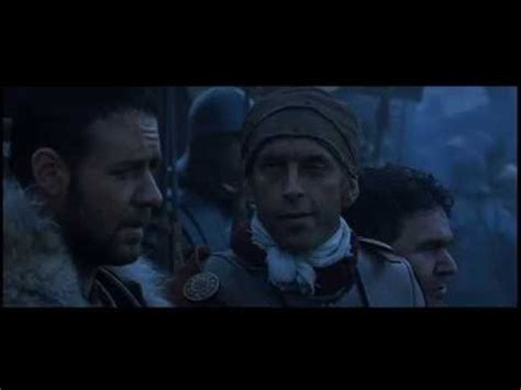 gladiator film length gladiator 2000 opening credits and scene russell