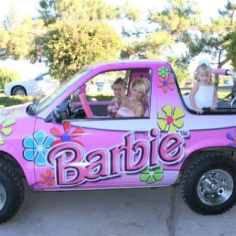 barbie cars from the life size barbie car barbie pinterest cars barbie