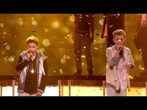 britain s got talent s08e03 britain s got talent s08e05 bars melody duo rap an or