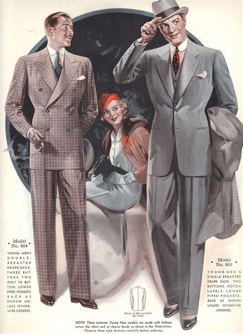 Clothes My Back Ask Fashion by 1930s Vintage Clothes Tailoring Company Style