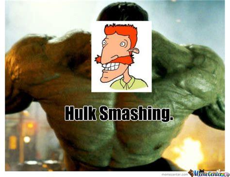 Hulk Smash Meme - hulk smashing by xthelucky7x meme center