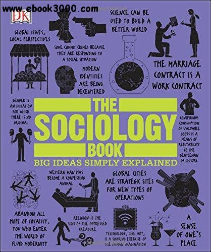 the sociology book big ideas simply explained home
