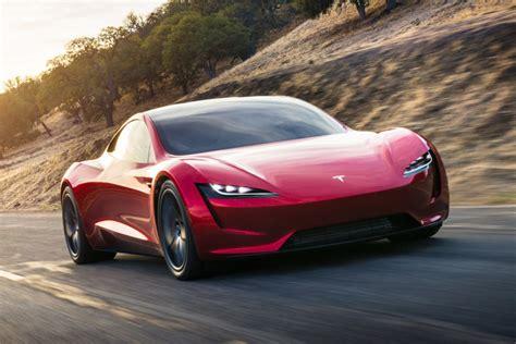 news on tesla new tesla roadster unveiled auto express