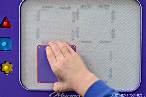 how to make your own magna doodle invitation to play magna tiles a magna doodle and