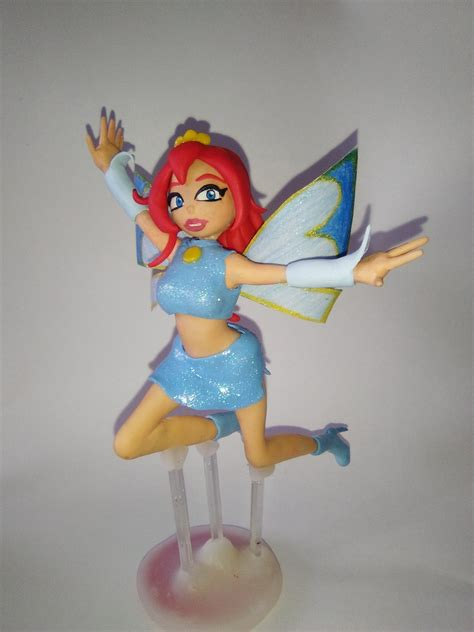 cold porcelain doll bloom winx cold porcelain doll preview by