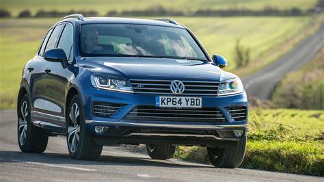 Volkswagen Tourag by Volkswagen Touareg Review Top Gear
