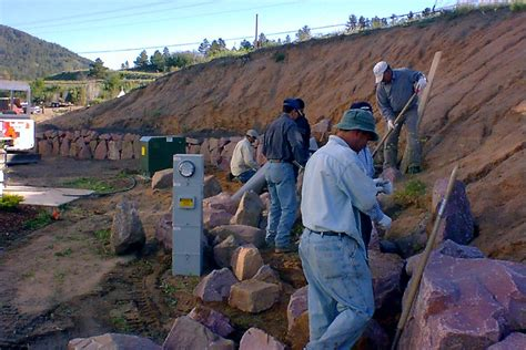 landscapers colorado springs about dail landscaping monument castle rock colorado springs